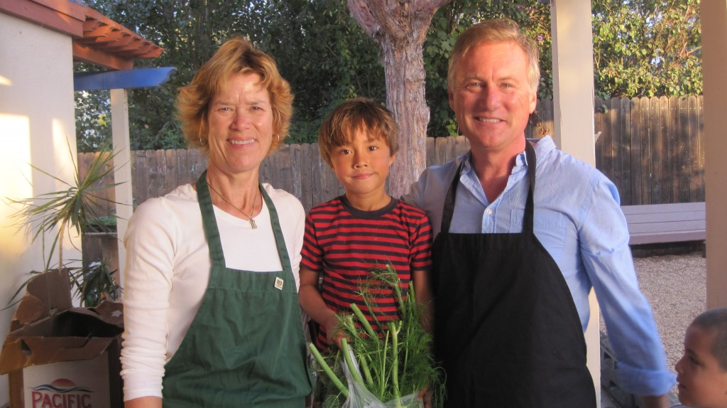 Community Leaders Volunteers Foodbank of Santa Barbara County