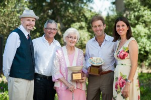 Foodbank of Santa Barbara County Table of Life Honorees