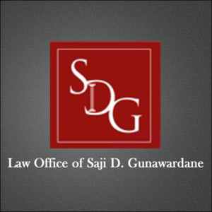 Law Office of Saji D. Gunawardane