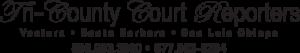 Tricounty Court Reporters logo