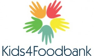 Kids4Foodbank Logo