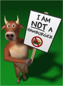 The BEET-I am Not a Hamburger